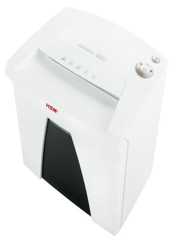 Офисный уничтожитель для документов HSM Securio B24 (4,5х30 мм.).Автоматическое управление.