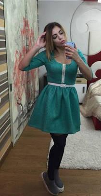 Женское платье №121-3152