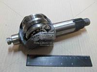 Вал сошки рулевая управления ГАЗ 3307,53 с роликом (производитель ГАЗ) 53А-3401060