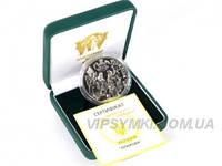 """Серебряная монета """"Покрова"""", фото 1"""