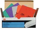 Абразивные губки Softback Microfine P800-1000 3М 50884