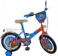 """Детский двухколесный велосипед 16"""" 141602 """"Литачки"""""""