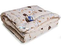 Одеяло комбинированное стеганное Барашка