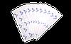 Бумажные пакеты для завтраков 35 шт. Добра Господарочка 10х31см., фото 2