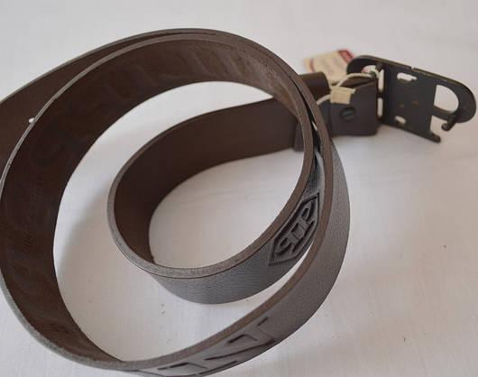 Кожаный  ремень PHILIPP PLEIN (копия), фото 3