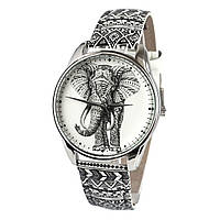 Женские наручные часы  «Слон орнамент», фото 1