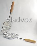Форма для выпечки печенья олимпийский мишка