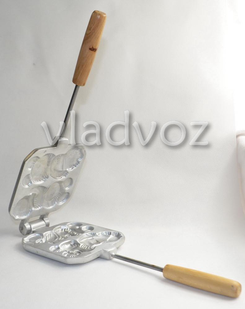 алюминиевая форма для печенья олимпийский мишка