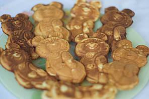 Форма для выпечки печенья олимпийский мишка, фото 3