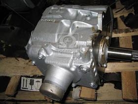 КПП ГАЗ 53, 3307 с квадратный фланец (производитель ГАЗ) 3307-1700010-11