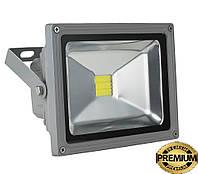 Светодиодный прожектор 10W, 900lm, 6500К Premium