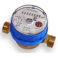 Квартирный счетчик холодной воды JS-1.5 DN 15 ХВ