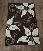 Рельефный  ковер Melisa 331 коричневый