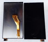 Дисплей (модуль) + тачскрин (сенсор) для HTC Desire 816 |816W (черный цвет, желтый шлейф)
