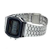 Часы наручные электронные с будильником, секундомером и подсветкой Elektronik S, фото 3