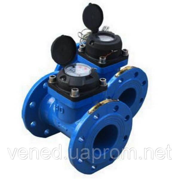 Счетчик ирригационный для сточных вод Ду 150 с импульсным выходом (WI-NK) фланцевый