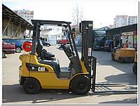 Вилочный погрузчик САТ GP15NT 1,5 тонны, FFT4700, газовый, фото 1