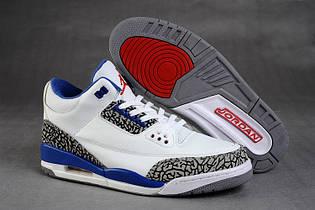 Кроссовки мужские Nike Air Jordan 3 / AJM-046 (Реплика)
