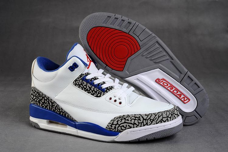 Кроссовки мужские Nike Air Jordan 3 / AJM-046
