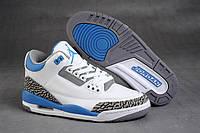 Кроссовки мужские Nike Air Jordan 3 / AJM-047 (Реплика)