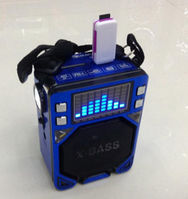 Портативный радиоприемник GOLON RX-8000