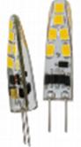 Светодиодная лампа LEDEX 1,8Вт G4 AC/DC 12V Premium 3000К