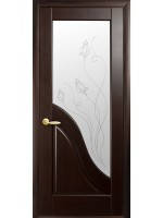 Межкомнатные двери Амата Р2 (золотая ольха, каштан, ясень)