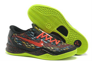 Кроссовки мужские Nike Zoom Kobe 8 / ZKM-001 (Реплика)
