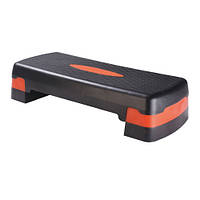 Степ-платформа LiveUp Power Step (2 уровня высоты: 10, 15 см)