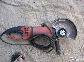 Угловая шлифмашина HILTI DAG 230-D - аренда, прокат, фото 3