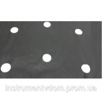 Агроволокно Agreen черно-белое с перфорацией (50 г/м2, 1,07х100 м)
