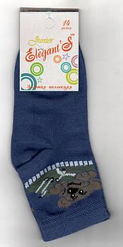 Шкарпетки дитячі демісезонні х/б Elegant Classic з лайкрою 14 р.