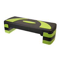 Степ-платформа LiveUp Power Step (3 уровня высоты: 10, 15, 20 см)