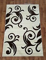 Рельефный  ковер Melisa 391 кремоовый