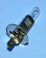 Лампочка автомобильная 12V H1 55W прозрачная  ZAR0164