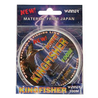 Монофильная леска Winner Kingfisher 100m 0,45мм