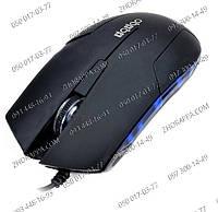 Проводная компьютерная мышь FC-5100, 1600 dpi, USB 2.0, мышь для Пк, компьютерные аксессуары