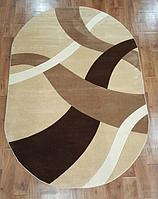 Рельефный  ковер Melisa 0429 бежевый