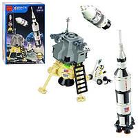 Конструктор Космическая станция, 229 деталей, Brick 511 KK