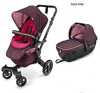 Детская универсальная коляска 2 в 1 Concord Neo (люлька Sleeper 2.0) 2016 Rose pink