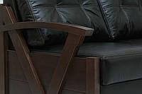 """Кресло """"Лексус Д с подлокотниками милан"""""""