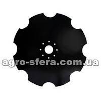 Диск ПД-2,5 аналог АГ, АГД (борированная сталь) ПД-2,5-01.423-Б (8 отверстий) ВЕЛЕС-АГРО