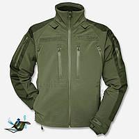 Куртка тактическая Soft Shell
