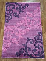 Рельефный  ковер Melisa 6733 Lila