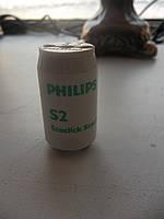 Стартер для люминесцентных ламп Philips S2 4-22W