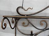 Набор кованой мебели в прихожую  -  028, фото 9