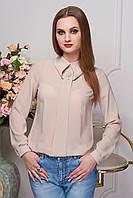 Блуза женская креп-шифон
