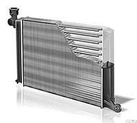 Чистка радиатора системы охлаждения двигателя