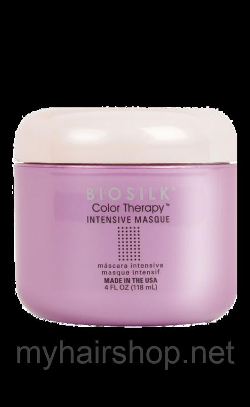 Маска для окрашенных волос BioSilk Color Therapy Intensive Masque 118 мл