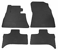 Резиновые коврики для BMW X5 (E53) 1999-2006 (STINGRAY)